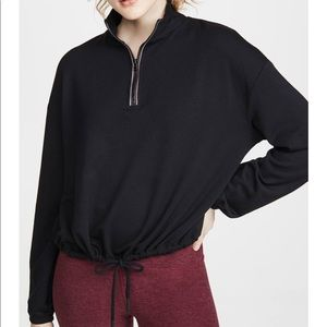NWT Beyond Yoga By Request Cropped Pullover CF7590